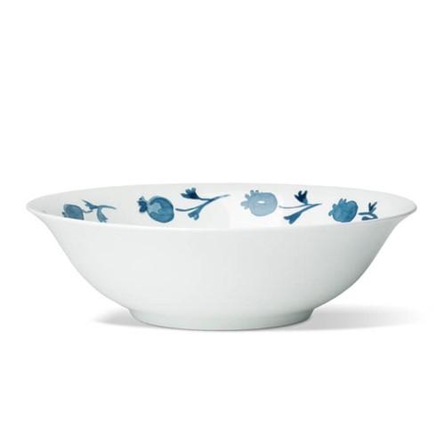 English Garden - Rose Hip Pasta/salad bowl, Dia23 x H6.5cm