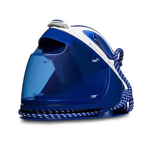 Perfectcare Performer - GC8733/20 Steam generator iron, 2600W, teal & white