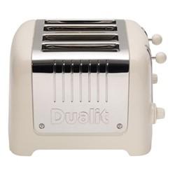 Lite 4 slot toaster - 46213, canvas white