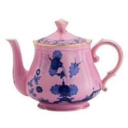 Oriente Italiano Teapot, 1.09 litre, azalea