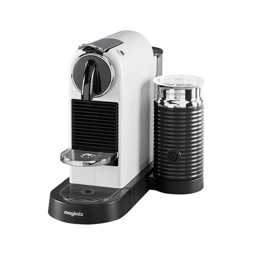 CitiZ & Milk - M195 Coffee machine by Magimix, white