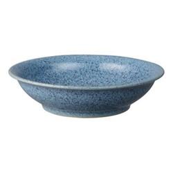 Studio Blue Large shallow bowl, 30cl - 17 x 4cm, flint