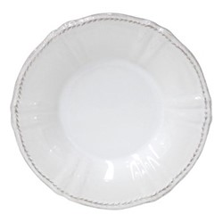 Village Set of 6 bread plates, 15cm, White
