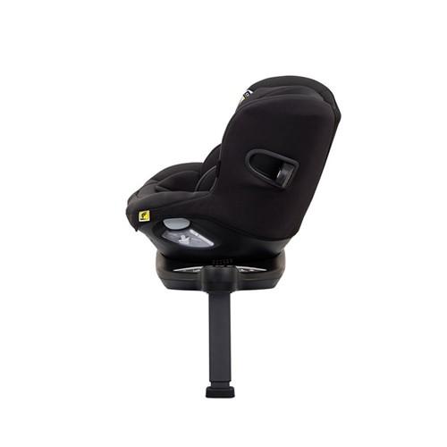 i-Spin 360 i-Size Spinning car seat, H51 x W46 x D68cm, Coal