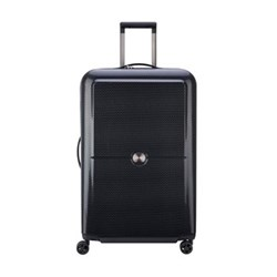 Turenne 4-Double wheel trolley case, 75cm, black