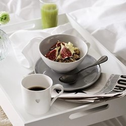 Portobello Cereal bowl, Dia15cm, white