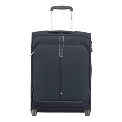 Popsoda Spinner suitcase, 55 x 35 x 20cm, dark blue