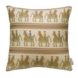 Caballo Cushion, 60 x 60cm, multi