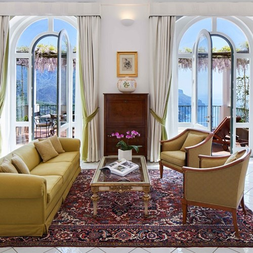 Gift Voucher towards one night at The Palazzo Avino for two, Amalfi Coast