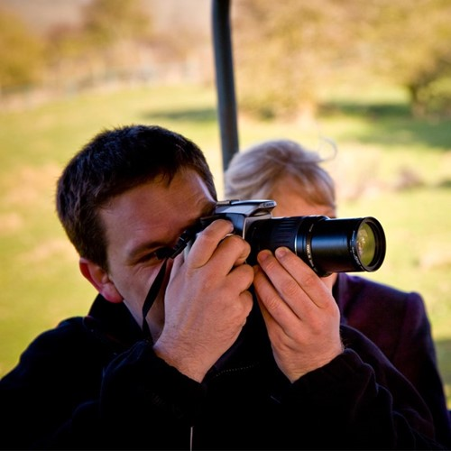 Exclusive photography course, weekends
