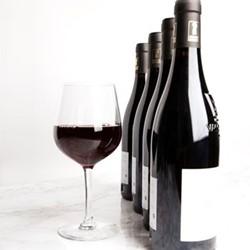 Case of Italian reds, 6 bottles