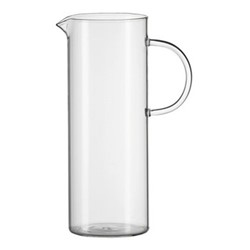 Pitcher, 1.5 litre, crystal clear