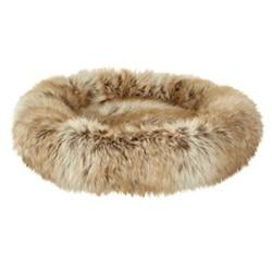 Mini Pet bed, brown