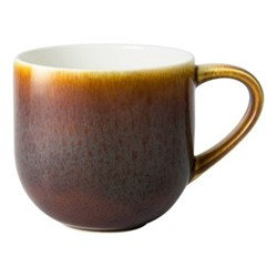 Art Glaze Mug, 34cl, flamed caramel