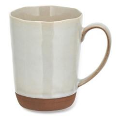 Edo Tall mug, H11 x Dia8.5cm, terracotta