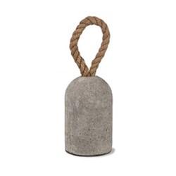 Door stop, cement