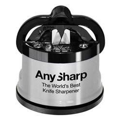 Knife sharpener, 6.2cm, silver