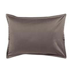 Teo Oxford pillowcase, W75 x L50cm, mink