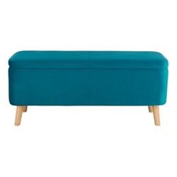 Jacobs Storage bench, H45 x W110 x D41.5cm, Blue