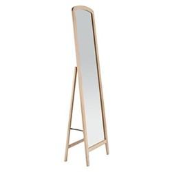Crawford Mirror light, H170 x  W49 x D27cm, Light Oak