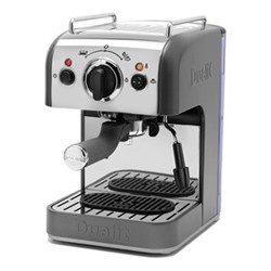3 in 1 Coffee machine - 84444, H33 x W21 x D28cm, grey