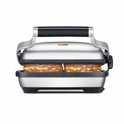 The Perfect Press Sandwich maker, stainless steel