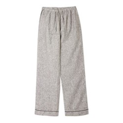 Pyjama trousers - large, grey