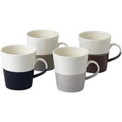 Coffee Studio Set of 4 grande mugs, 0.56 litre