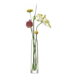 Stem Vase, H30cm, clear