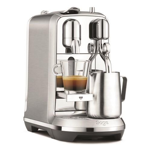 The Creatista Plus Nespresso coffee machine, 1.5 litre, stainless steel