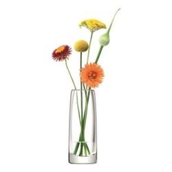 Stem Bud vase, H16cm, clear