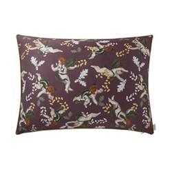 Cherubin Cushion cover, W50 x L70cm, purple