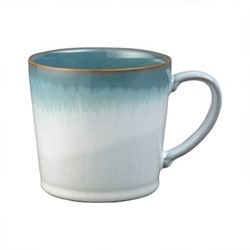 Azure Haze Pair of large mugs, H9 x W9.5cm - 40cl
