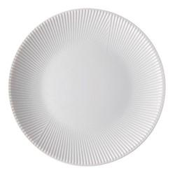 Blend Dinner plate, 25cm, white