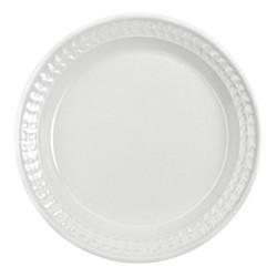 Botanic Garden Harmony Set of 4 plates, 20cm, white