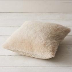 Syon Cushion, 40 x 40cm, natural