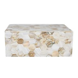 Mother of Pearl Box, 20 x 15 x 7.5cm