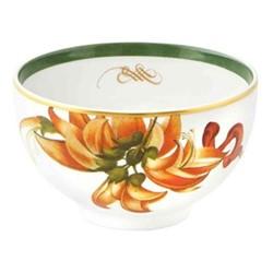 Amazonia Rice bowl, D11 x H6.5cm, green