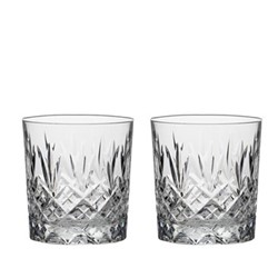 Edinburgh Pair of large tumblers, 33cl