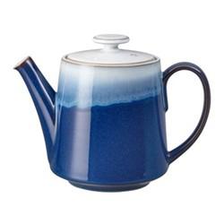 Blue Haze Teapot, 1.17 litre, blue