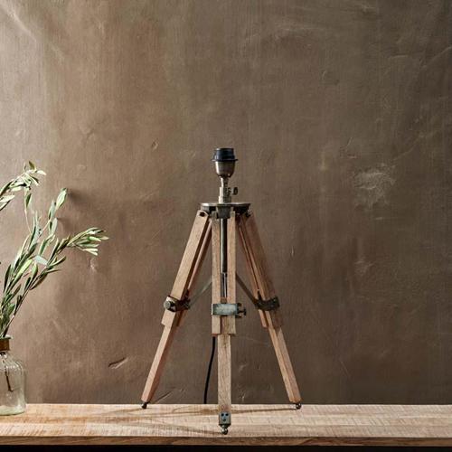 Ronga Tripod Table Lamp, 66cm x 34cm x 34cm