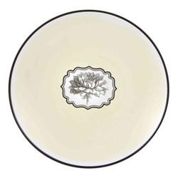 Herbariae Dessert plate, 23cm, yellow