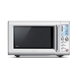The Quick Touch Crisp Microwave, H31 x W51 x D44cm, silver
