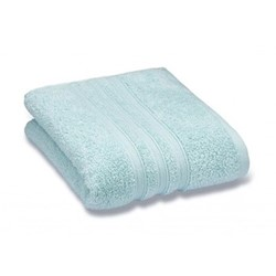 Zero Twist Hand towel, 50 x 85cm, duck egg