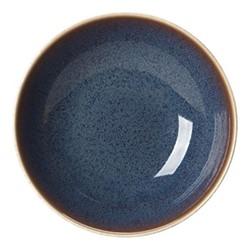 Art Glaze Coupe bowl, D16.5 x H4cm, pressed mulberry