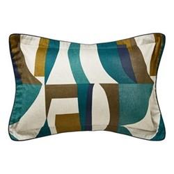 Bodega Oxford pillowcase, marine