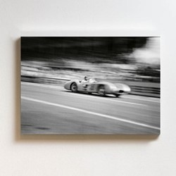 Need For Speed Mounted print, H76 x W51cm, perspex