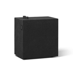 Stammen Wireless smart sound speaker, H21 x W14.2 x D21cm, black