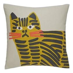 Grumpy Cat Cushion, L45 x W45cm, Multi