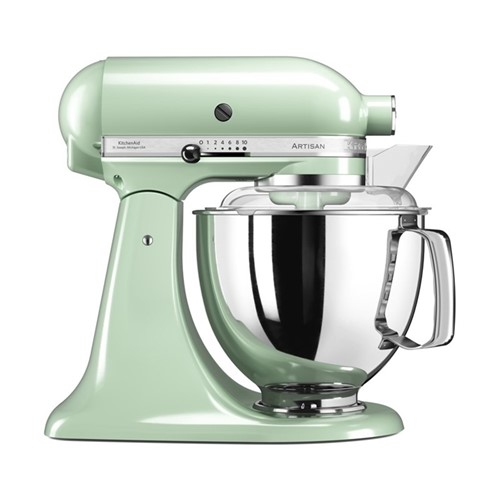 Artisan Stand mixer, 4.8 litre, pistachio green